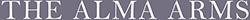 The Alma Arms Logo
